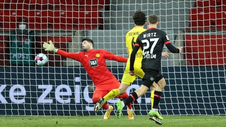 Die Gegentreffer in Leverkusen hätte Bürki an guten Tagen wohl verhindert