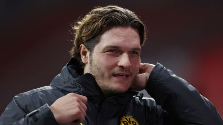 BVB-Coach Edin Terzic zeigte sich unzufrieden mit dem Auftritt seines Teams