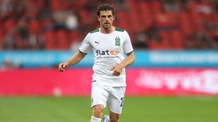 Jonas Hofmann freut sich auf das Duell mit dem BVB