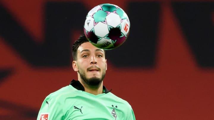 Ramy Bensebaini a connu une ascension fulgurante avec Rennes et maintenant Gladbach.