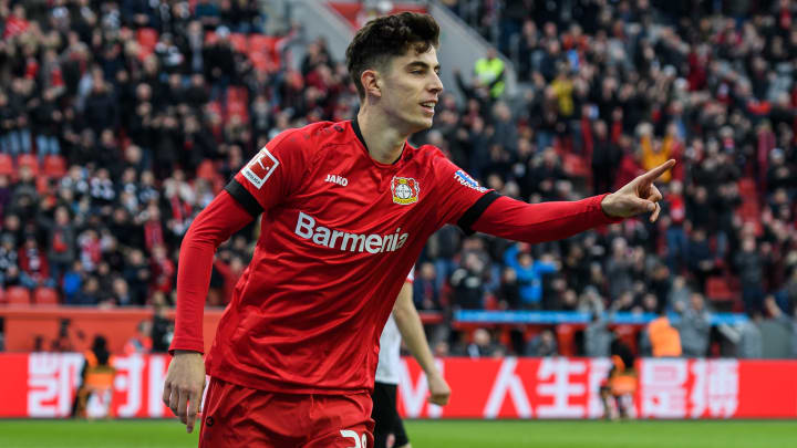 Kai Havertz is expected to join Chelsea