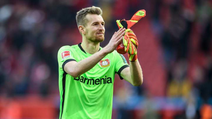 Bayer 04 Leverkusen v Eintracht Frankfurt - Bundesliga