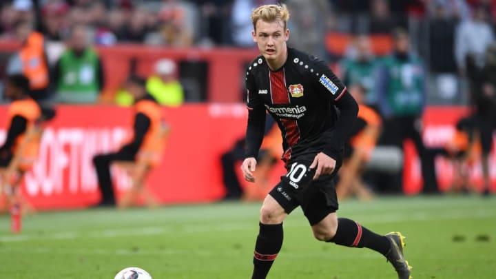 Julian Brandt - Soccer Player