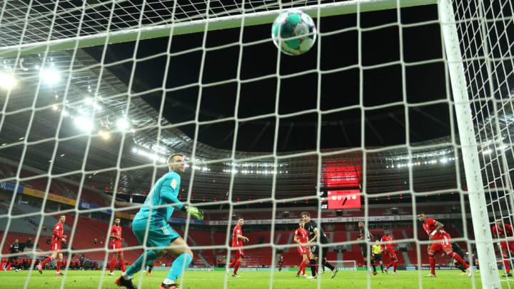 Patrik Schick, Manuel Neuer