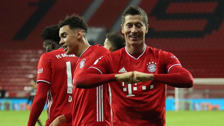 Lewandowski profitierte zweimal von Fehlern der Leverkusener