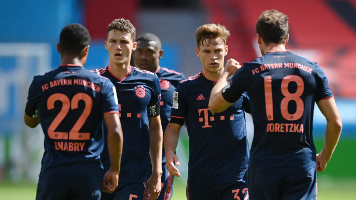 Bayer Leverkusen 2-4 Bayern Munich: Report, Ratings & Reaction as ...