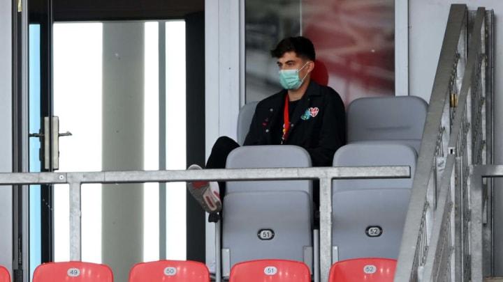 Havertz missed Leverkusen's recent home defeat to Bayern through injury