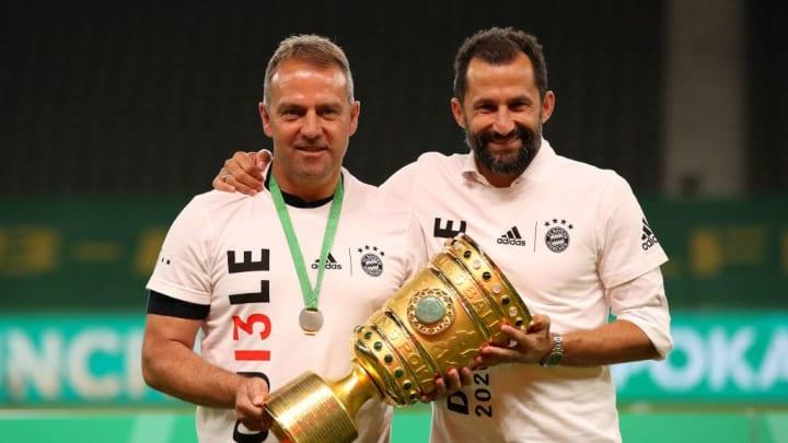 Hansi Flick, Hasan Salihamidzic