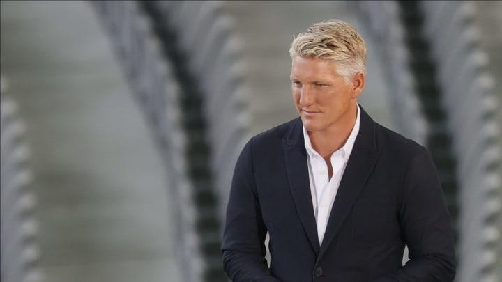 Bastian Schweinsteiger gilt als Nachfolger-Kandidat von Fredi Bobic bei der Eintracht