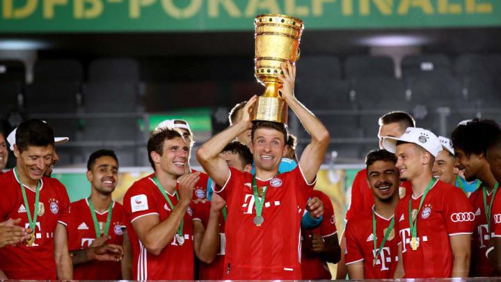 FC Bayern München Pokalsieger 2020
