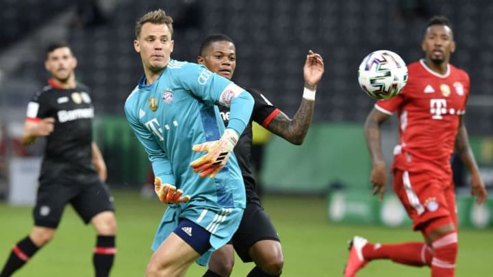 Leon Baily, Manuel Neuer