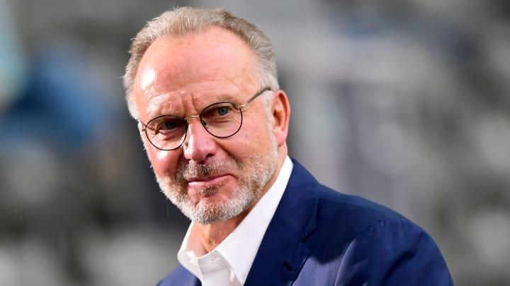 Karl-Heinz Rummenigge steht der aktiven Fanszene kritisch gegenüber