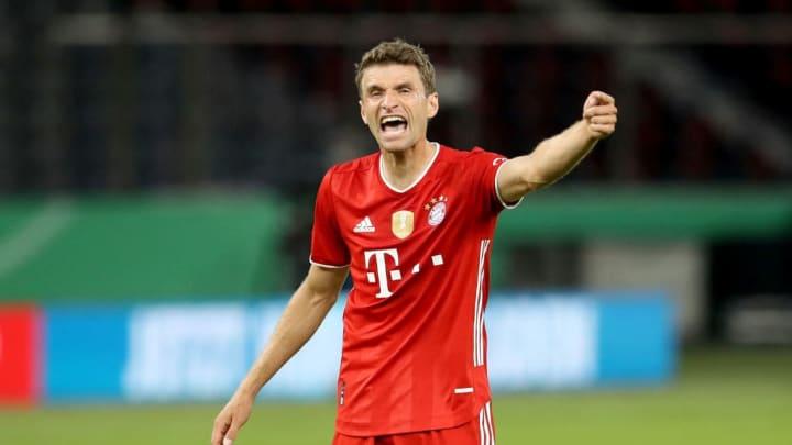 Thomas Muller Bayern Múnich