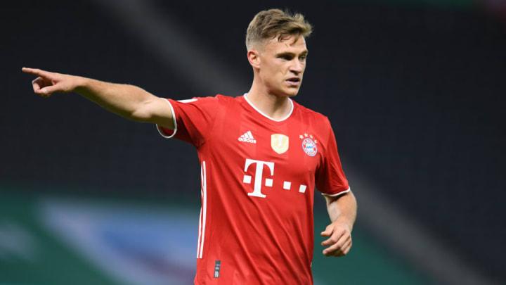 Joshua Kimmich Guardiola Bayern de Munique