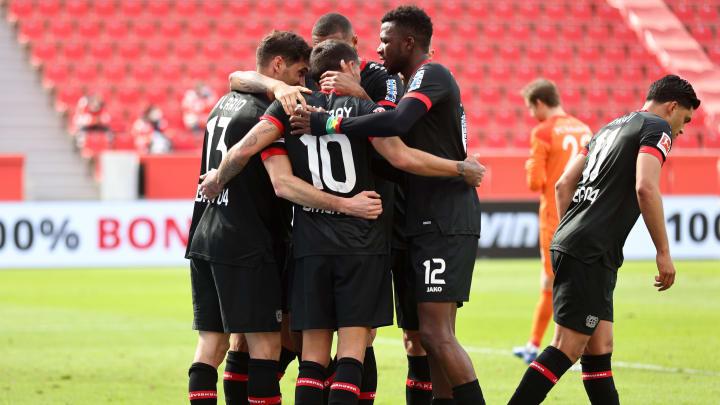 Bayer Leverkusen macht einen ersten Schritt raus aus der Krise.