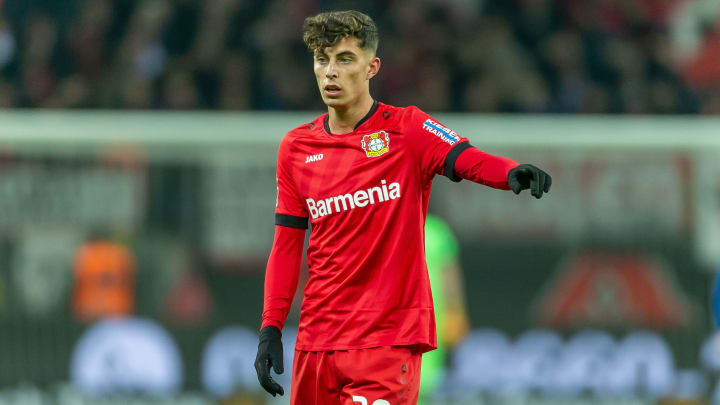 Chelsea have been handed a boost in their pursuit of Kai Havertz