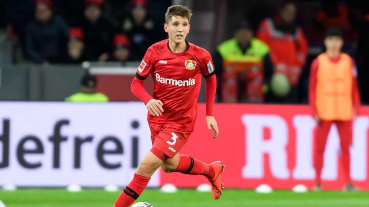 Panagiotis Retsos kehrt zu Bayer Leverkusen zurück
