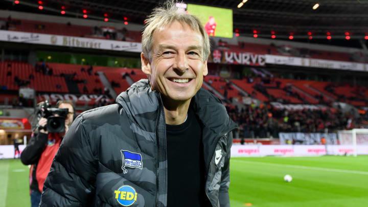 kurzes Gastspiel mit fadem Nachgeschmack - Jürgen Klinsmann