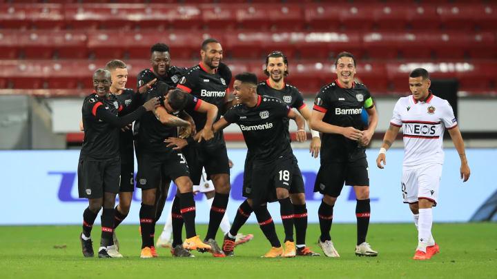 Leverkusen mit einem Traumstart in die Europa League