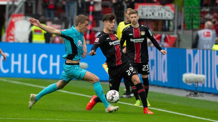 SC Freiburg empfängt Bayer Leverkusen