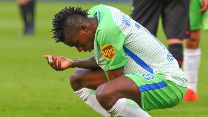 """Rekord-Transfer Osimhen: """"In Wolfsburg glaubte man nicht an mich!"""""""