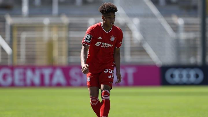 Justin Che könnte beim FC Bayern eine große Zukunft haben. Doch zunächst geht seine Reise zurück in die USA.