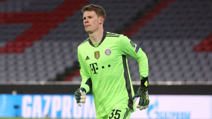 Alexander Nübel für BVB wohl kein Thema