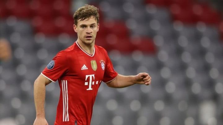 Joshua Kimmich, Bayern de Munique