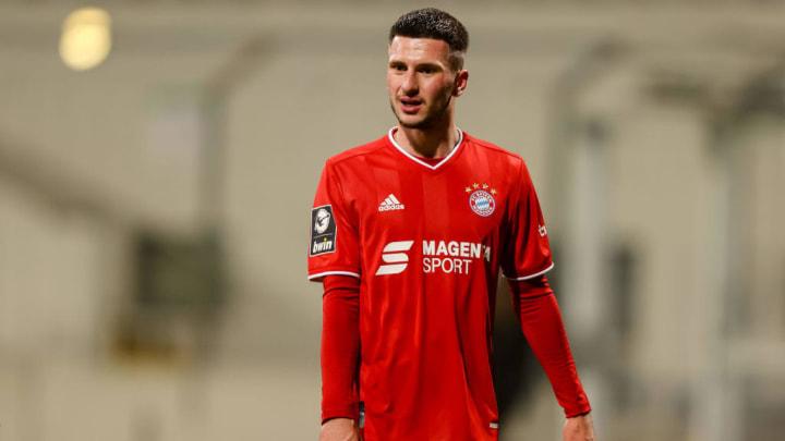 Leon Dajaku spielt aktuell fast nur in der Regionalliga