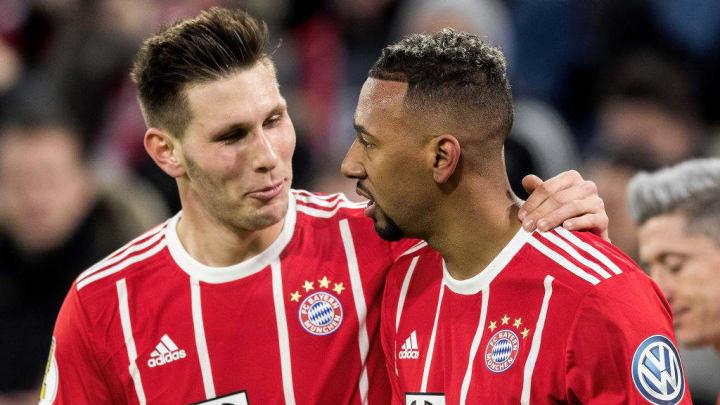 Niklas Süle und Jerome Boateng könnten zusammen nach London wechseln