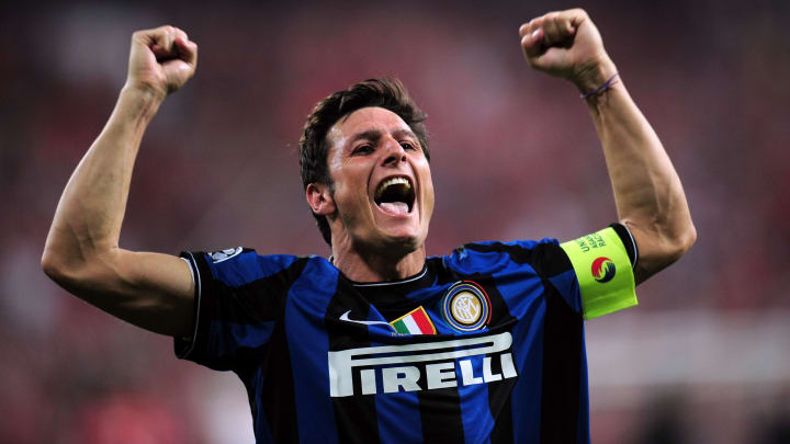 Javier Zanetti - Inter