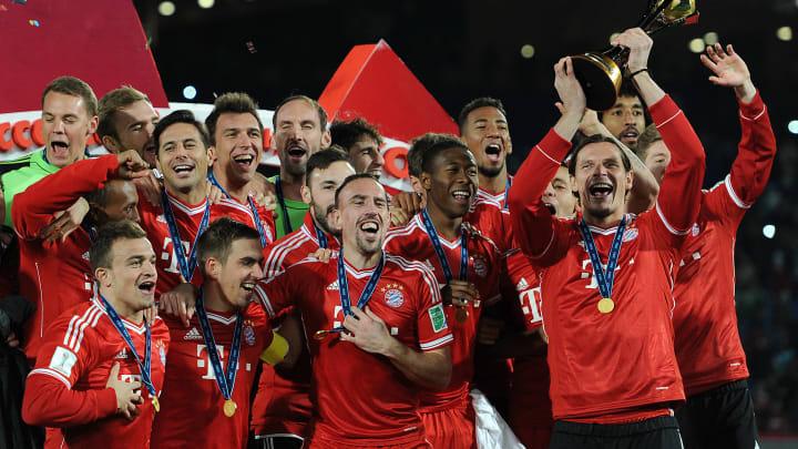 Krönt sich der FC Bayern wie schon 2013 zum Klub-Weltmeister?
