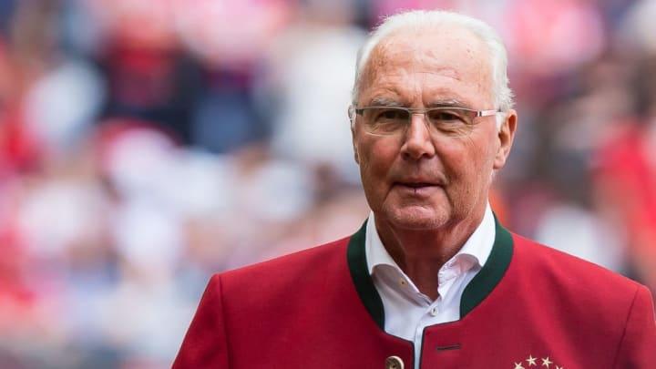Lichtgestalt des deutschen Fußballs: Franz Beckenbauer
