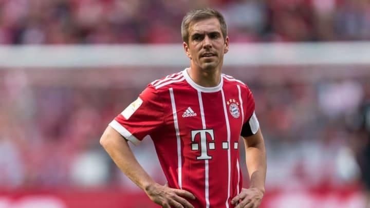 Feierte mit dem FC Bayern acht deutsche Meisterschaften: Philipp Lahm