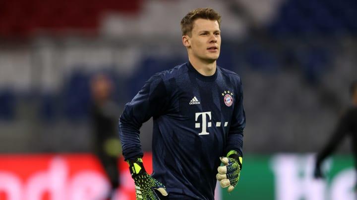 Der Wechsel zum FCB hat für Alexander Nübel bisher keine Früchte getragen