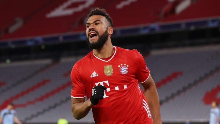 Choupo-Moting trifft zum 2:0 für den FC Bayern