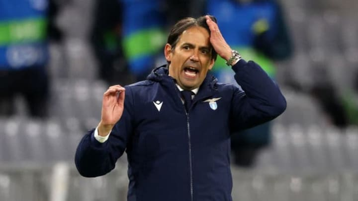 Lazio boss Simone Inzaghi is one of those rumoured to be in the running for the Juventus manager's job