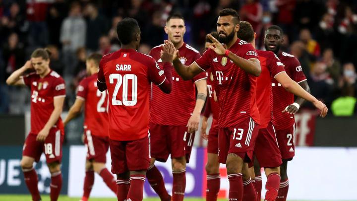 Die Bayern lieferten ein sehr souveränes Spiel ab
