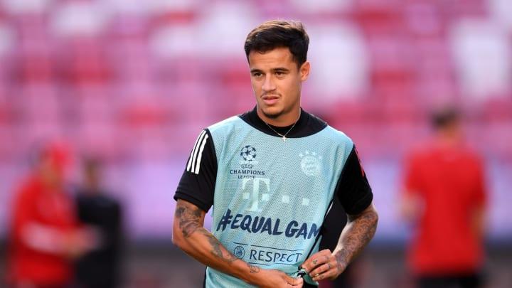 Bayern Munich Training Session - UEFA Champions League