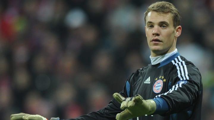 Neuer überzeugte gleich in seiner Premieren-Saison für die Bayern