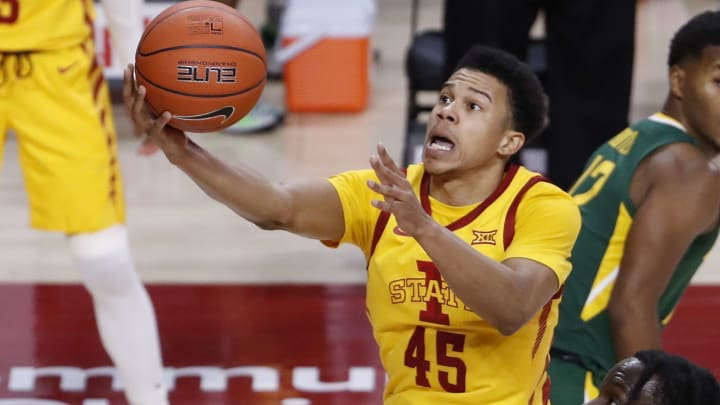 Texas Tech vs Iowa State spread, line, odds, predictions, over/under & betting insights for college basketball game.