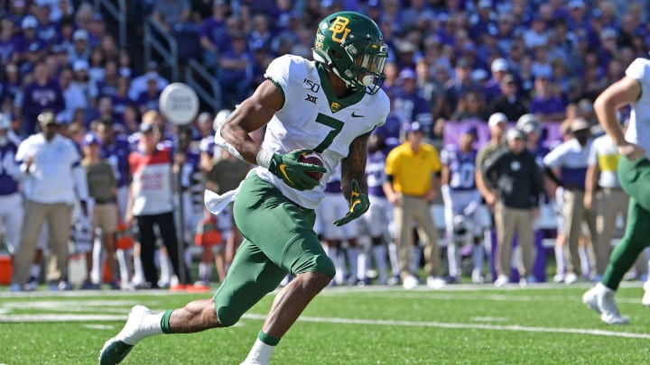 Texas Tech Vs Baylor Odds Spread Location Date Start Time For College Football Week 7