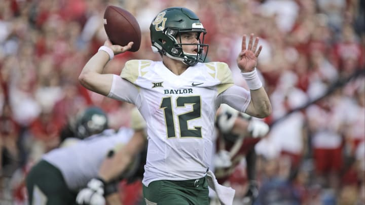 Kansas  vs Baylor prediction, picks, betting odds and spread for college football.