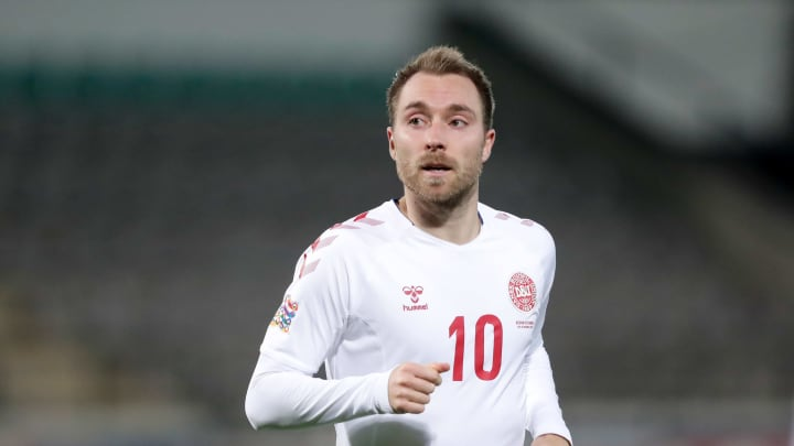 Belgium  v Denmark -UEFA Nations league