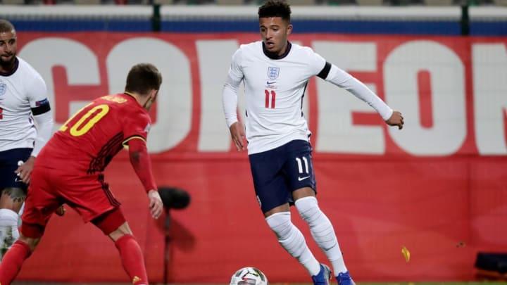 Belgium  v England -UEFA Nations league