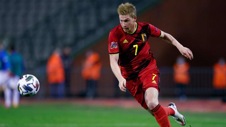 Belgium  v Iceland  -UEFA Nations league