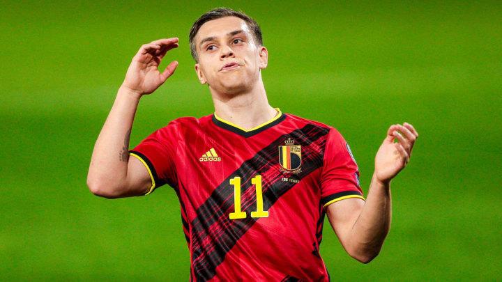 Belgium v Belarus - FIFA World Cup 2022 Qatar Qualifier