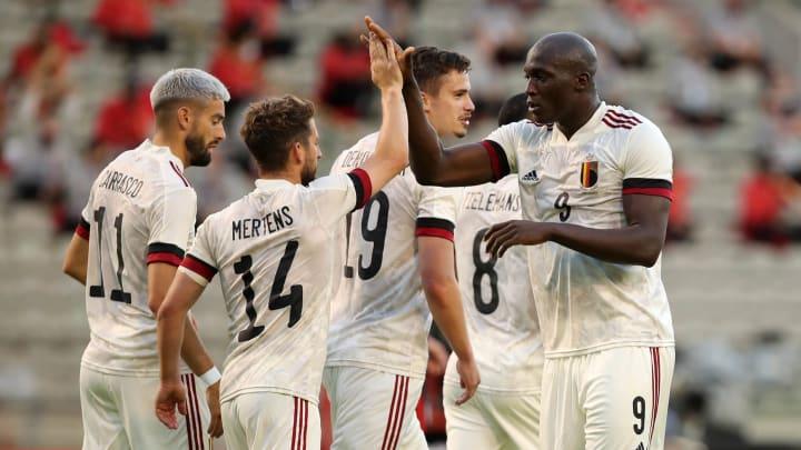 Die Belgier gelten als einer der Favoriten auf den EM-Sieg