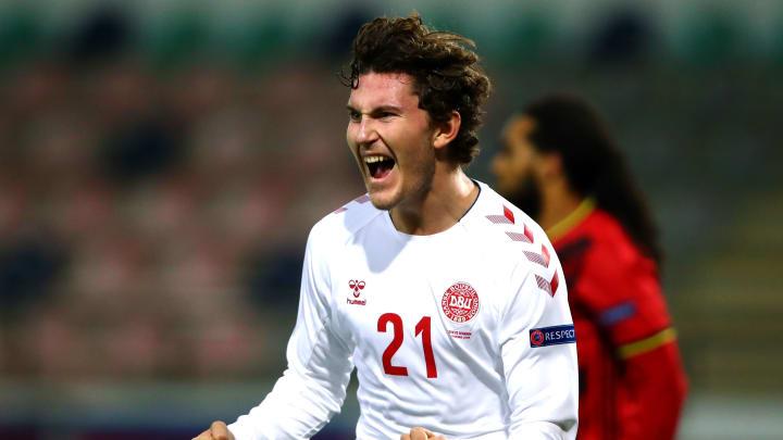 Jonas Wind soll auch bei der Borussia begehrt sein