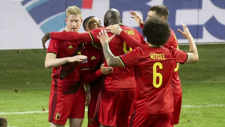 Belgium ended England's chances of Nations League glory with a 2-0 win